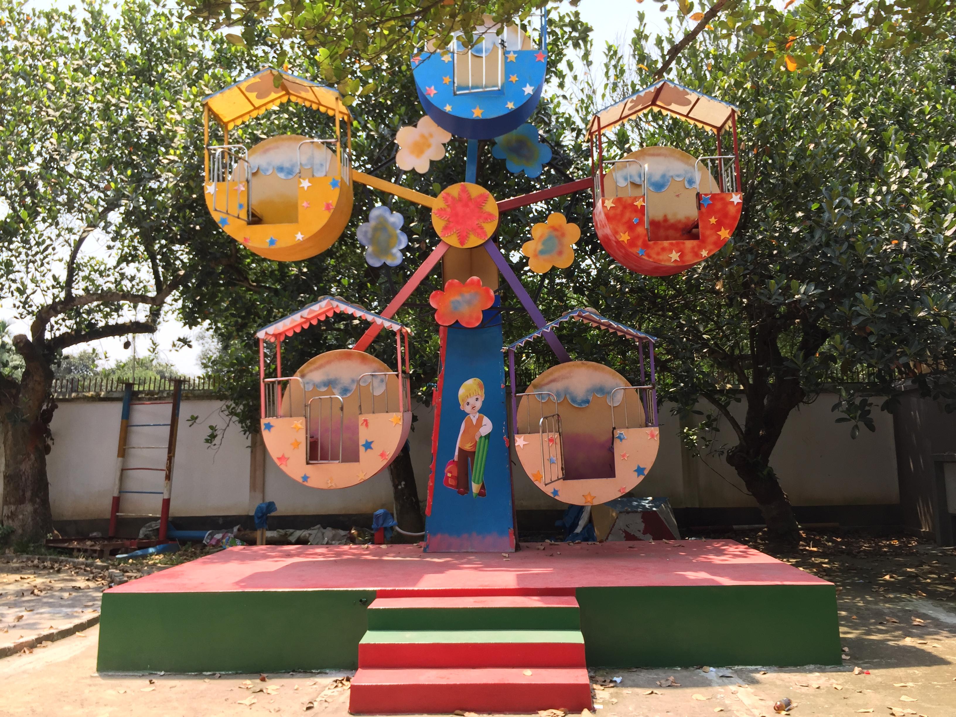 Kids Zone Meghbari Resort