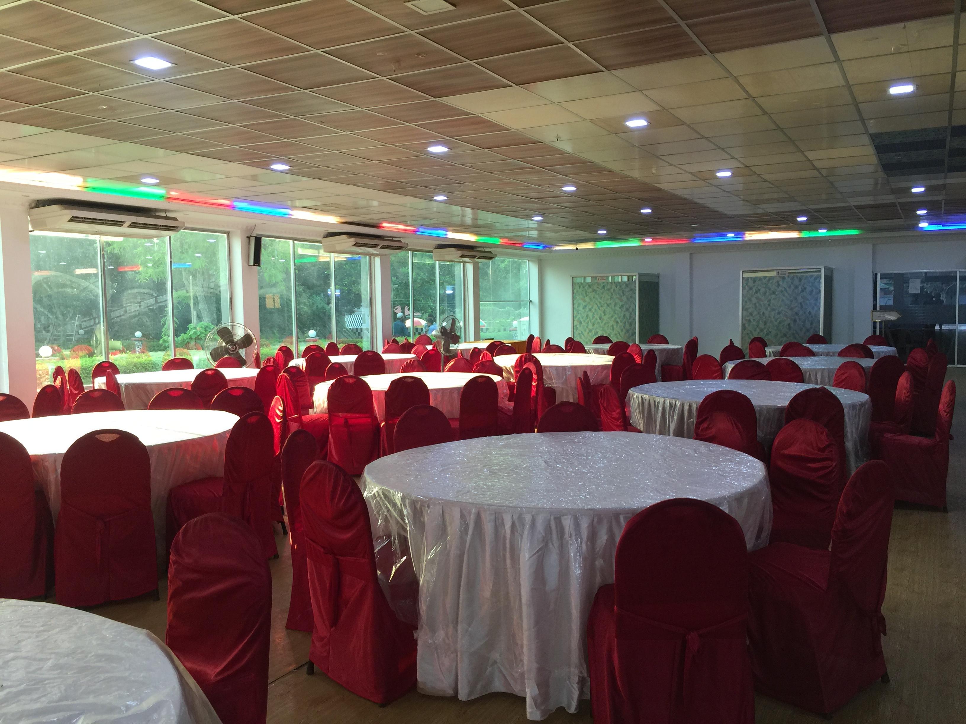 Meghbari Hall Room